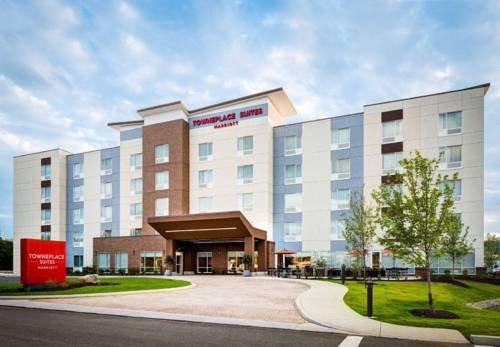 TownePlace Suites by Marriott Joliet Minooka