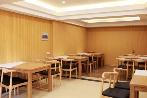 Shell Shanxi Taiyuan South Jianshe Road Railway Station Hotel