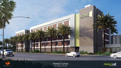 Home2 Suites by Hilton Las Vegas Tropicana Avenue