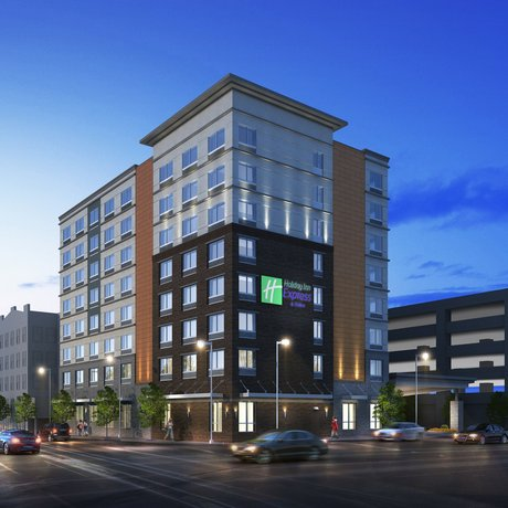 Holiday Inn Express & Suites Downtown Louisville
