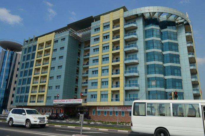 Westzone Plaza Hotel Apartments