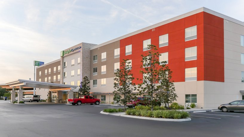 Holiday Inn Express & Suites - Tampa East - Ybor City Tampa