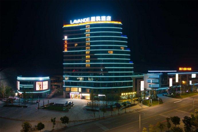 Lavande Hotel Langzhong International Trade City