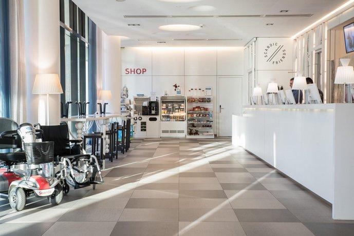 מלון סקנדיק ברלין פוטסדאמר פלאץ (כיכר פוטסדאם) צילום של הוטלס קומביינד - למטייל (2)