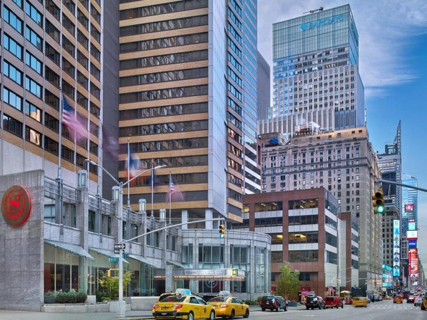 Hotels In New York City >> Sheraton New York Times Square Hotel New York City