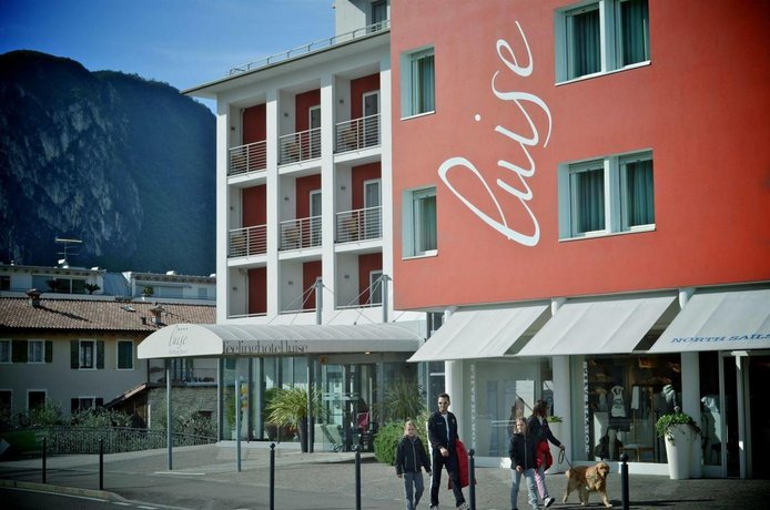 Hotel Luise Riva del Garda