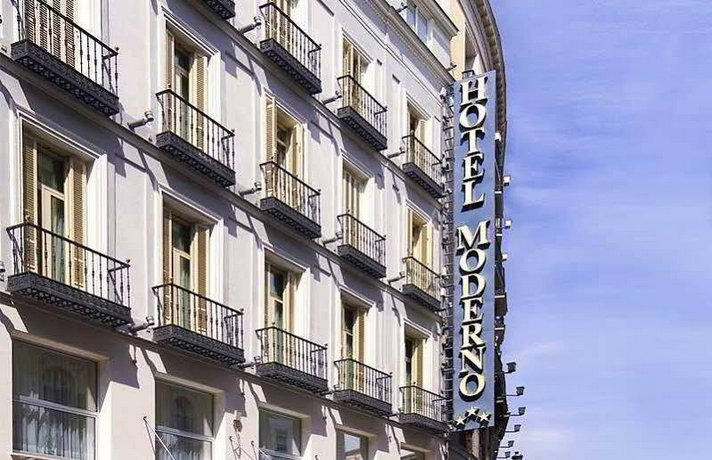 Hotel Moderno Puerta del Sol