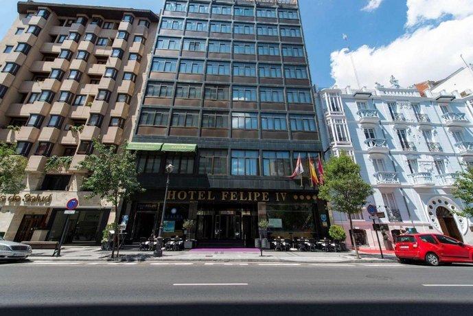 Hotel Felipe IV, Valladolid - Compare Deals