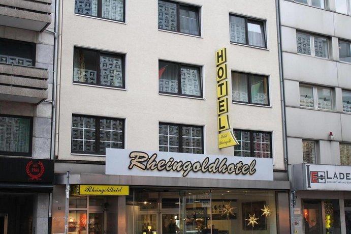 Hotel Rheingold Dusseldorf