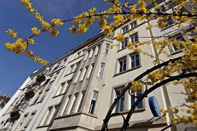 Hotel The Originals des Princes Strasbourg