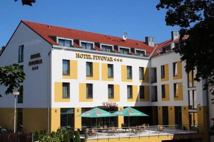 Hotel Pivovar Prague