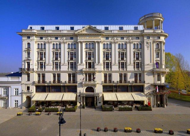 Hotel Le Royal Meridien Bristol w Warszawie