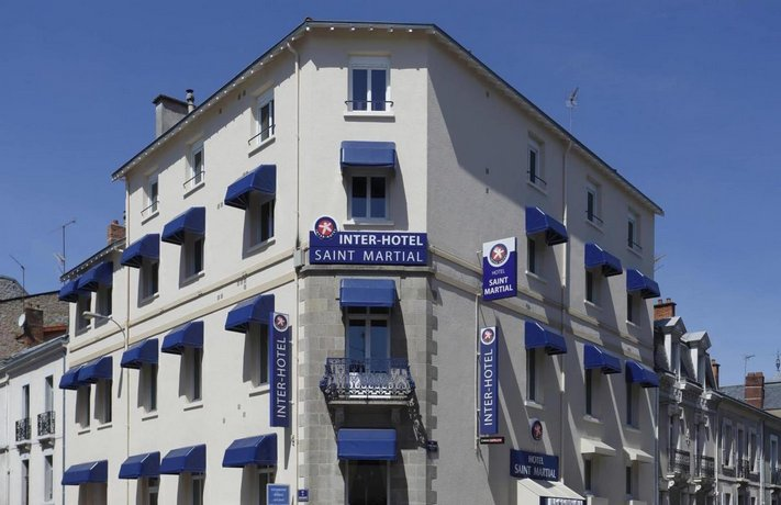 Hotel The Originals Saint-Martial
