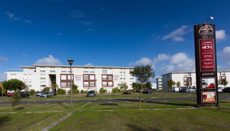 All Suites Bordeaux Merignac - Aeroport Aparthotel