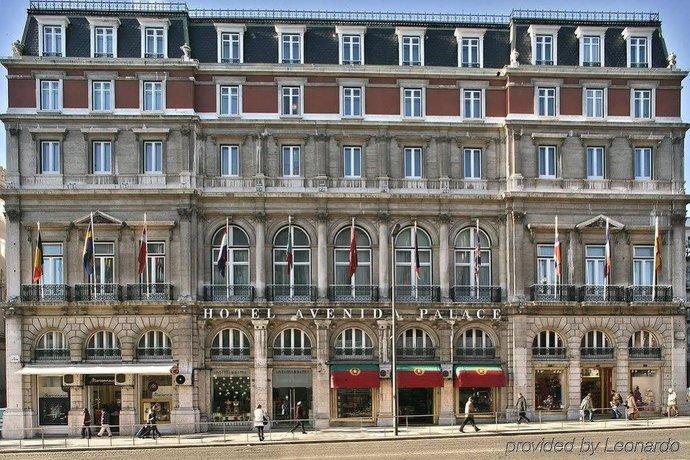 Hotel Avenida Palace Lisbon