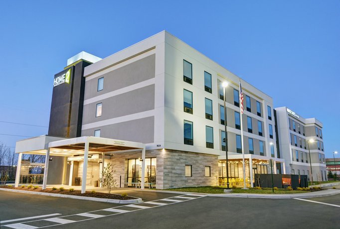 Home2 Suites By Hilton Clarksville Louisville North