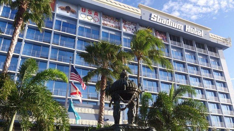 Stadium Hotel Miami Gardens