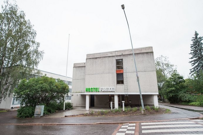 Forenom Hostel Helsinki Pitajanmaki
