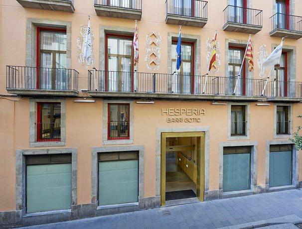Hesperia Barcelona Barri Gotic