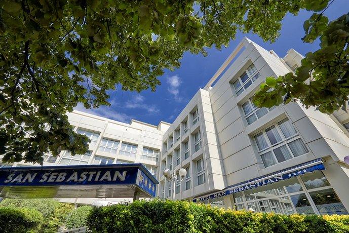Hotel San Sebastian San Sebastian