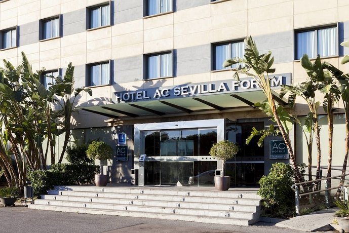 AC Hotel Sevilla Forum A Marriott Luxury & Lifestyle Hotel