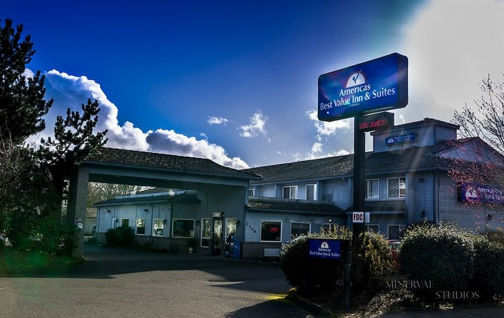 Americas Best Value Inn & Suites-Forest Grove Hillsboro