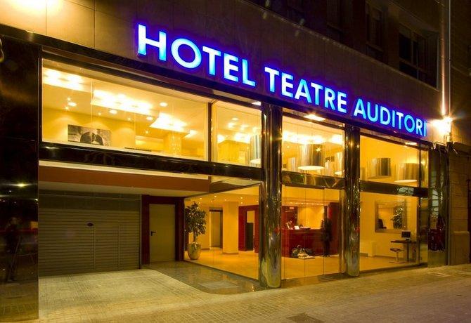 SM Hotel Teatre Auditori