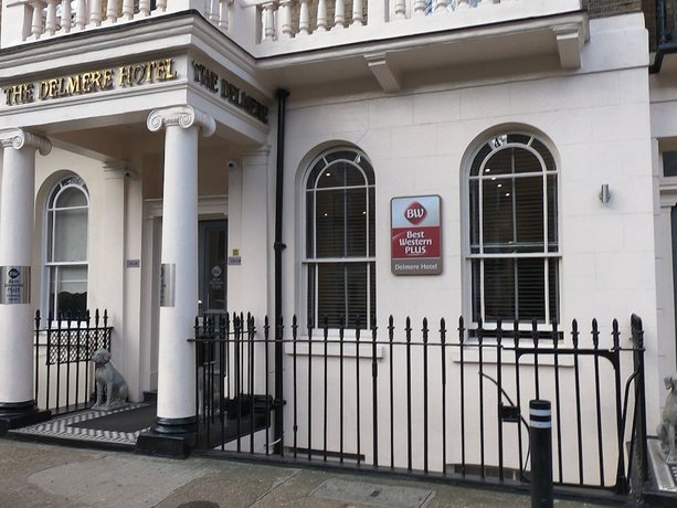 Best Western Plus Delmere Hotel London Compare Deals