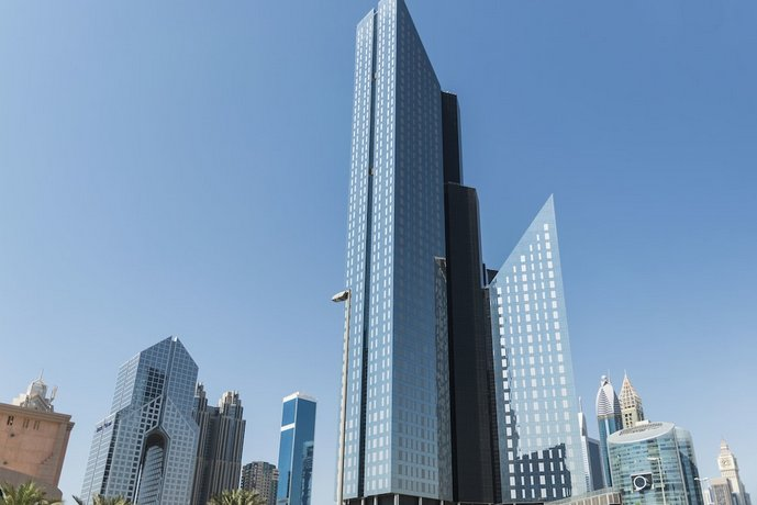 Dream Inn Dubai - Duplex Central Park Tower