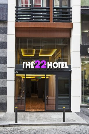 The 22 Hotel