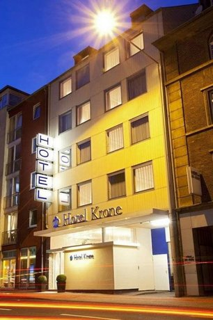 Hotel Krone Aachen City Eurogress Die Gunstigsten Angebote