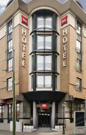 Ibis Hotel Brussels Centre Gare Du Midi