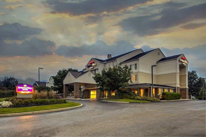 SpringHill Suites by Marriott Cincinnati Northeast/Mason