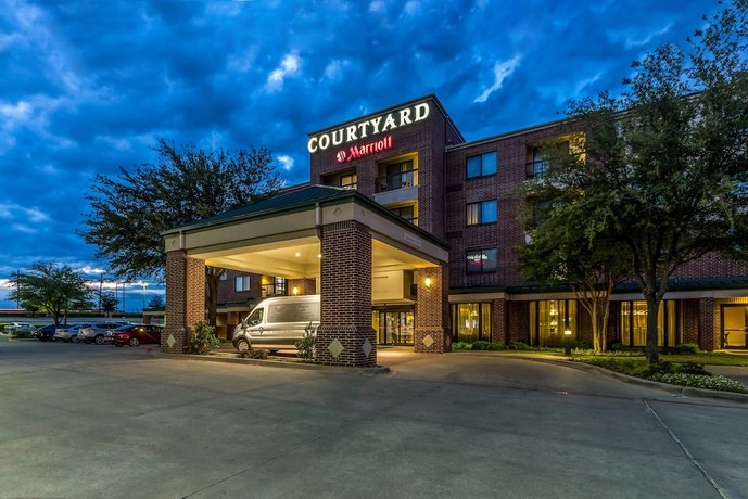 Courtyard Dallas DFW Airport South/Irving
