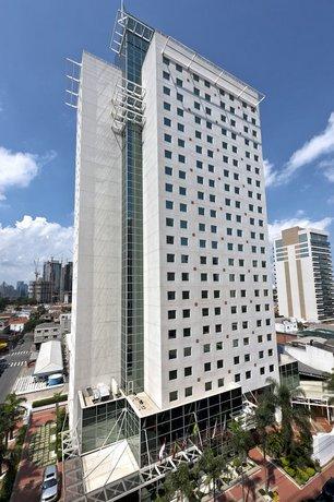 Tryp Sao Paulo Nacoes Unidas Hotel