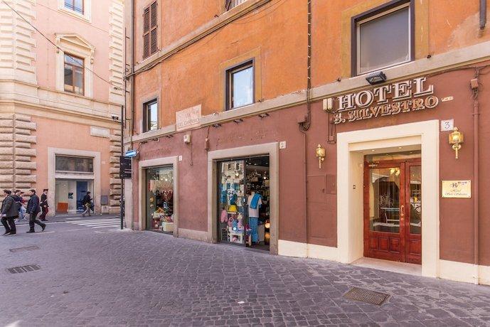 Hotel San Silvestro Rome