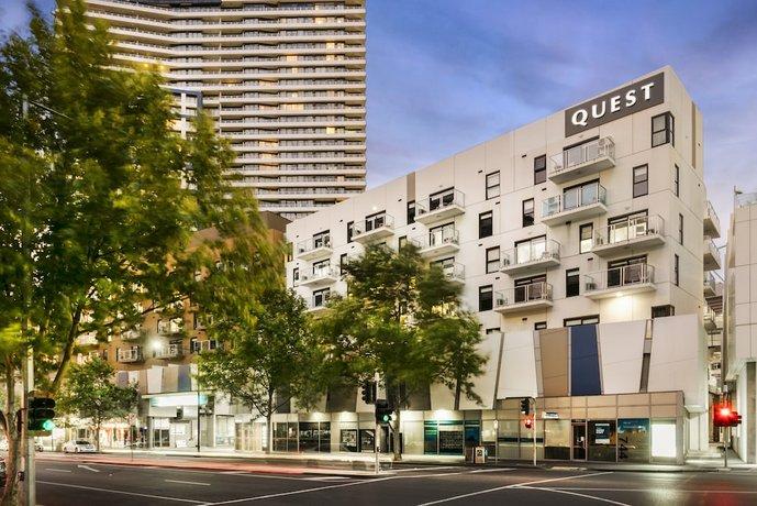 Quest Docklands Apartment Hotel