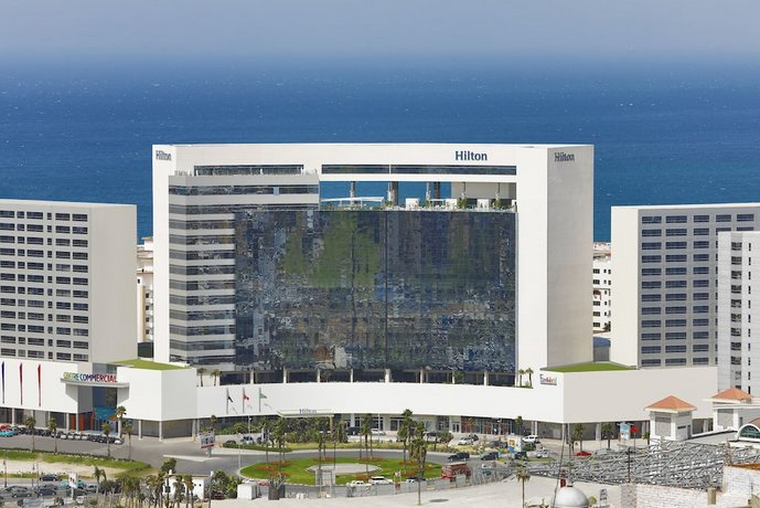 Hilton Tanger City Center Hotel & Residences: encuentra el ...