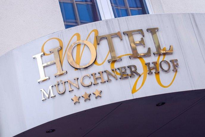 Hotel Munchner Hof Frankfurt am Main