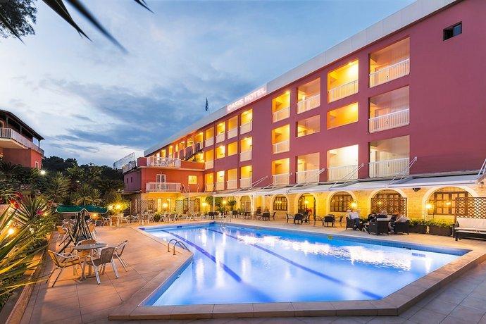 Oasis Hotel Corfu Island