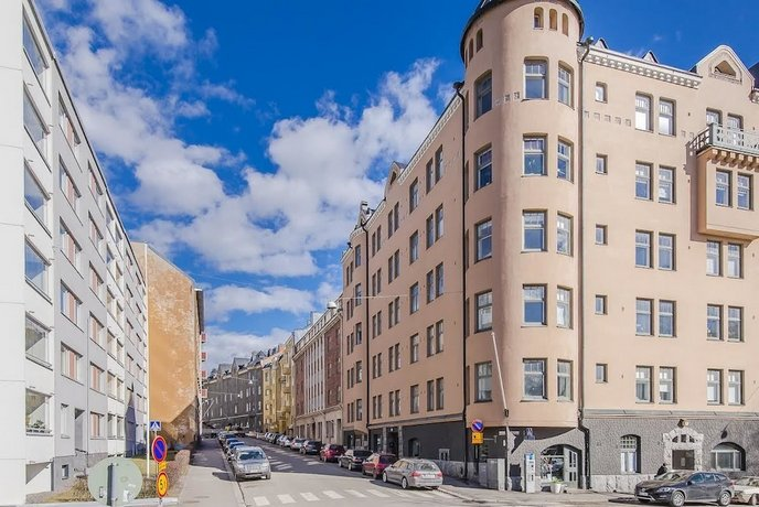 Helsinki South Central Apartment Punavuori