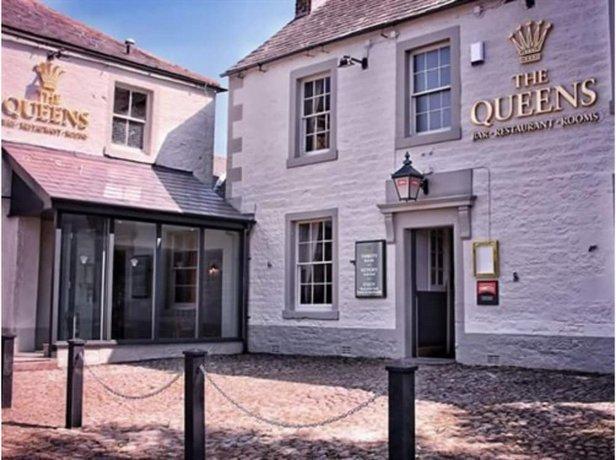 The Queens Carlisle Cumbria
