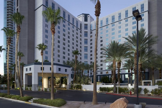 Hilton Grand Vacations on Paradise Convention Center