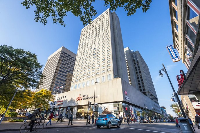 Hotels Gouverneur Montreal