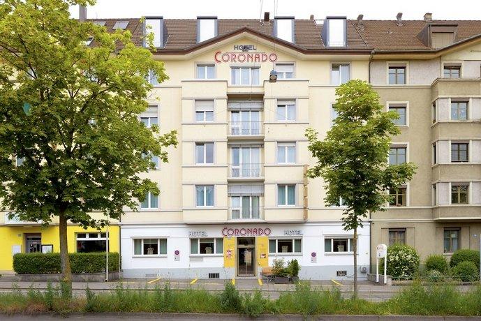 Hotel Coronado Zurich