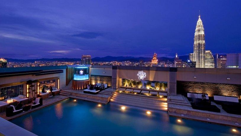 Pacific regency hotel suites kuala lumpur compare deals - Rooftop swimming pool kuala lumpur ...