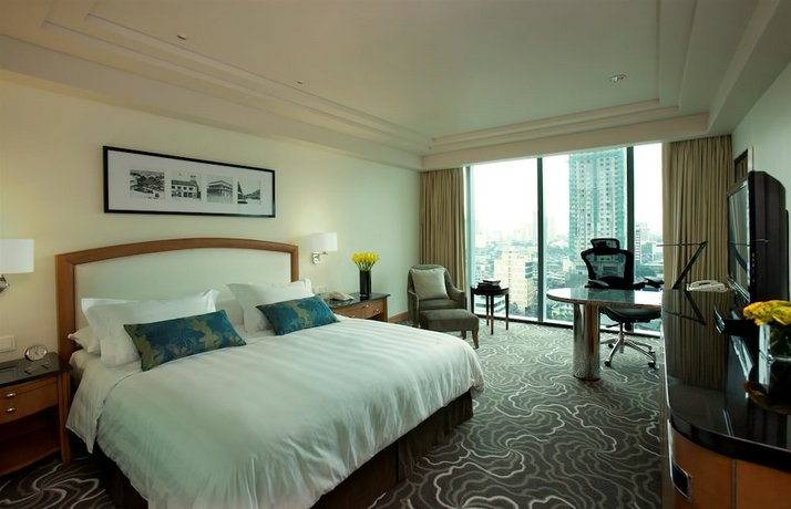Manila Guest Friendly Hotels - Pan Pacific Manila