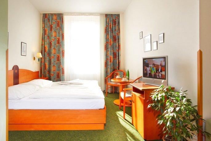 Prag Hotel Merkur