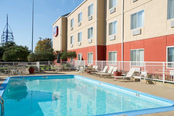 Fairfield Inn & Suites Dallas DFW Airport North/Irving