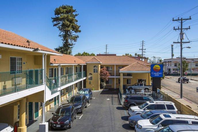 Comfort Inn Boardwalk Santa Cruz